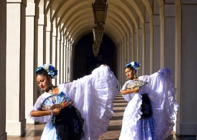 Dancer in LA